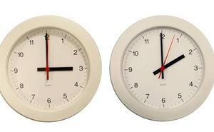 La madrugada del próximo domingo a las 2.00 serán las 3.00 y comenzará el horario de verano