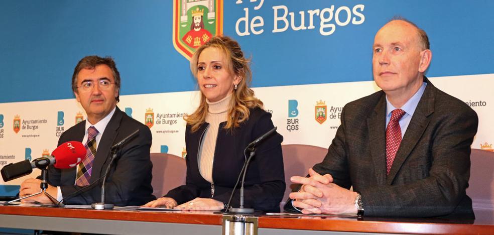 Un congreso pondrá a Burgos como ejemplo «de éxito» de las áreas de rehabilitación urbana