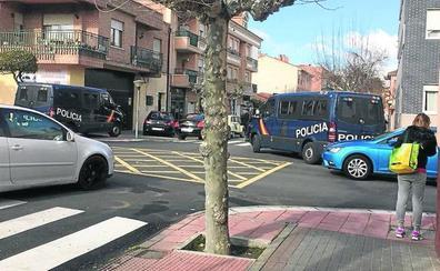 La Policía realiza 30 registros simultáneos en Valladolid en una macrorredada antidroga