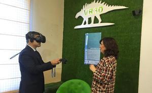 La realidad virtual recreará la vida de los dinosaurios en el Museo de Salas