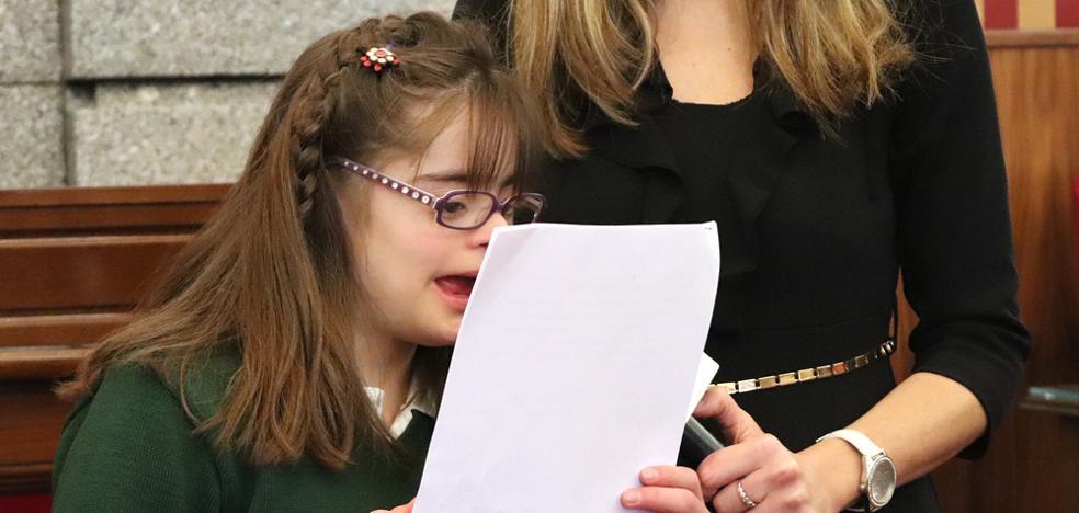 Las personas con Síndrome de Down piden una sociedad con menos prisas