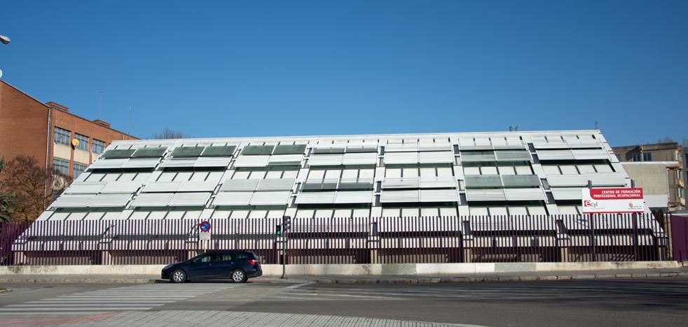 Empleo invierte 260.000 euros en el aislamiento del Centro de Formación Profesional Ocupacional de Burgos