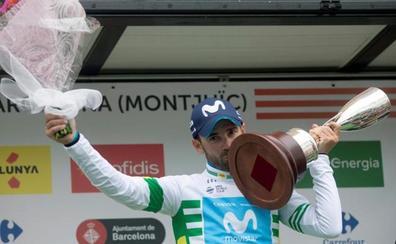 Valverde gana su tercera Volta a Catalunya