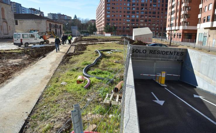 Reurbanización de las Huertas de la Concepción