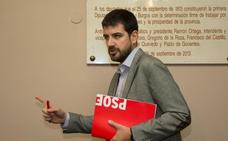Jurado renuncia a su dedicación exclusiva, pero mantiene la Portavocía del PSOE en la Diputación