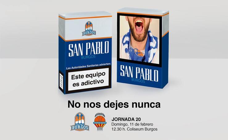 Las mejores campañas de comunicación y marketing del San Pablo Burgos