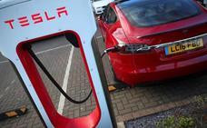 Tesla instalará en la autovía Madrid-Valencia el primer punto de recarga rápida de vehículos eléctricos