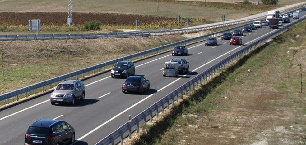 Tráfico prevé 92.000 desplazamientos por la provincia en el Puente del Pilar