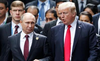 Rusia expulsará a 60 diplomáticos de EE UU y cerrará su consulado en San Petersburgo