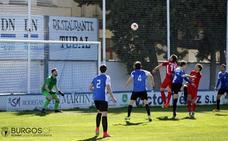 Sonrojante derrota del Burgos CF