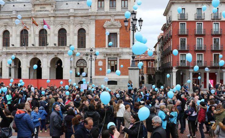 Valladolid celebra el Día Mundial de Concienciación sobre el Autismo