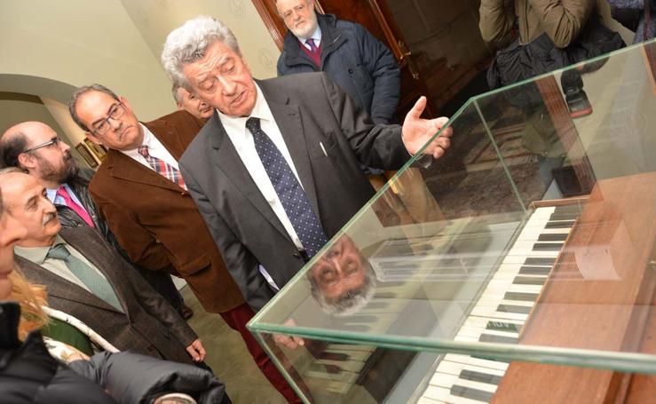 Los 'Itinerarios Musicales' de Antonio Baciero