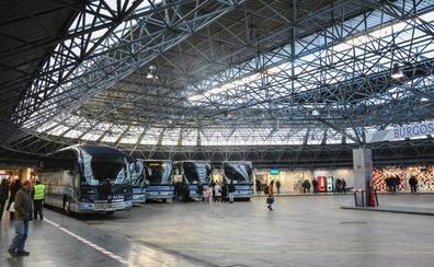 Se amplía el servicio de autobuses a Valladolid y León