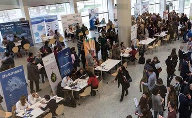 El Foro de Empleo de la UBU, una oportunidad para los emprendedores