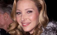 La actriz Lisa Kudrow fue acosada por el asesino de Versace
