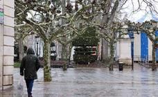 Se mantiene la alerta por nieve en Burgos, tras una lunes blanco pero sin incidencias viarias