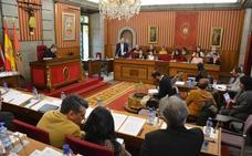 Lacalle espera que la oposición no «vete» los modificados de crédito en el Pleno del viernes