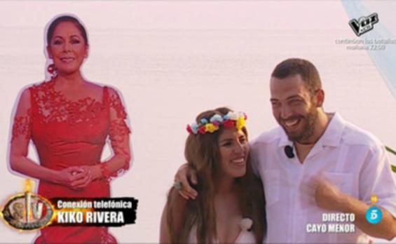 Chabelita y Alberto Isla se dan el 'sí quiero'