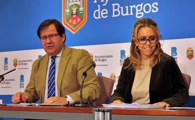 La 'Locomotora' de la Fundación Caja de Burgos, a toda máquina