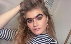 Sophia Hadjipanteli, la modelo que rompe con los cánones de belleza