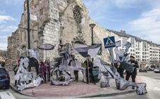 El CAB acoge este viernes una acción fotográfica participativa sobre el 'Guernica'