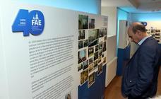 Los 40 años de FAE, en una exposición fotográfica