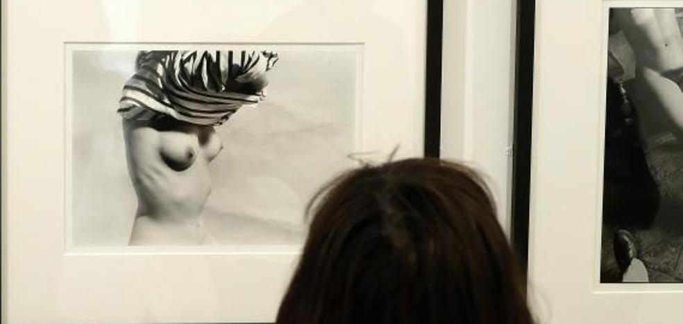 Facebook bloquea la cuenta del Museo del Patio Herreriano por la foto de un semidesnudo