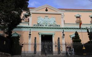 Investigados tres mandos de la Academia de Artillería de Segovia por coaccionar a una alumna para abortar