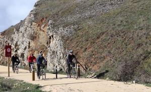 Ya está listo el Camino Natural Santander-Mediterráneo en el tramo de La Bureba