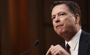 El exdirector del FBI James Comey alerta de que Trump no está «moralmente capacitado» para presidir EE UU