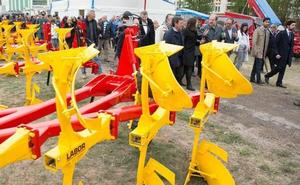 La Feria de Lerma contará con 185 expositores de maquinaria y los visitantes dispondrán de un bus gratuito