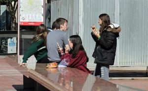Más de las tres cuartas partes de los jóvenes burgaleses está en paro y sólo uno busca empleo