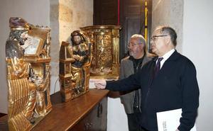 La Reina Sofía inaugurará Las Edades el 10 de mayo en Aguilar