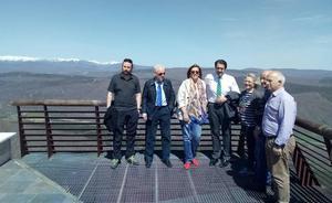 Las mejoras en Covalagua dan lugar a una red de sendas de doce kilómetros