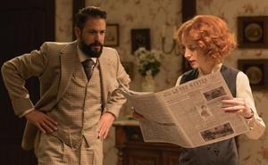 Irene y Severo intentan recopilar información contra el General Pérez de Ayala