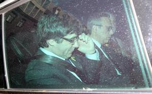 JxCat insiste en intentar investir a Puigdemont