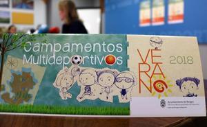 El Ayuntamiento estrena más de 800 plazas para que los niños practiquen deporte en verano