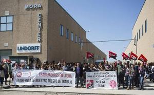 La plantilla de Lindorff mantiene la huelga de hoy, pese al preacuerdo sobre los despidos