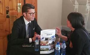 Burgos presenta en Barcelona su oferta de turismo de congresos