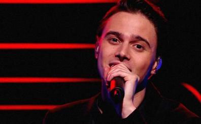 La conexión murciana del cantante bielorruso de Eurovisión
