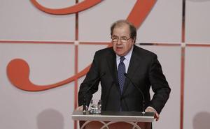 Reacciones al discurso de Juan Vicente Herrera en los Premios Castilla y León