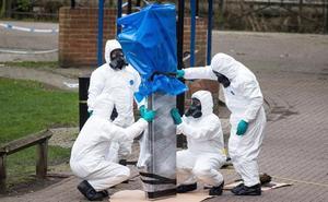 La policía identifica a sospechosos del envenenamiento de los Skripal