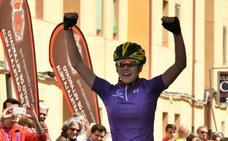 Villarcayo apunta a ser el día clave en la Vuelta a Burgos Féminas