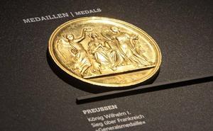El Bundesbank expone su oro, de vuelta a casa