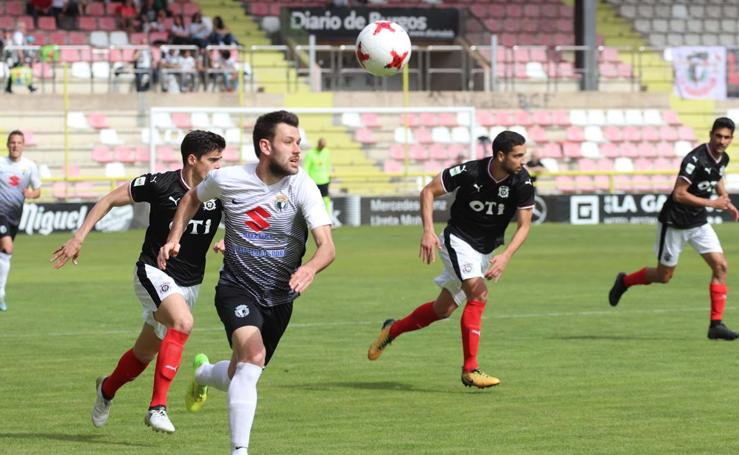 Burgos CF - CD Vitoria
