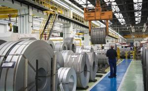 Cae un 11,7% el volumen de exportaciones de la economía burgalesa
