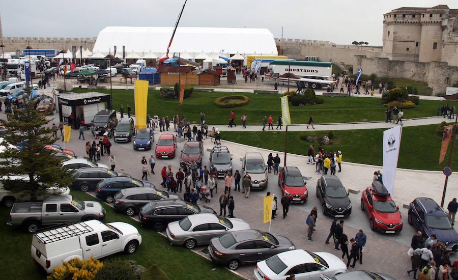 Clausura de la Feria Comarcal de Cuéllar