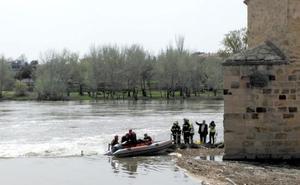 Rescatan del río Duero en Zamora el cadáver de un hombre desaparecido desde el día 2 de abril