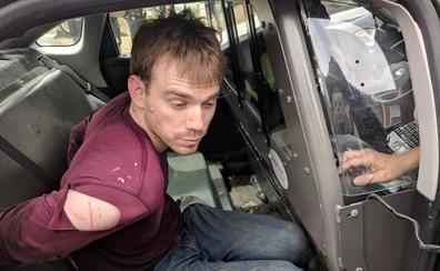 Detenido el individuo que mató a tiros a cuatro personas tras irrumpir desnudo en un restaurante de Tennessee
