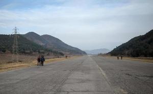 Mueren 36 personas, entre ellas 32 chinas, en un accidente de autobús en Corea del Norte